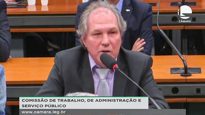 AUDIÊNCIA PÚBLICA NA COMISSÃO DE TRABALHO, DE ADMINISTRAÇÃO E SERVIÇO PÚBLICO – NÃO À PRIVATIZAÇÃO!