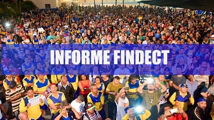 INFORMATIVO FINDECT –  SETEMBRO DE 2019 – GREVE UNIFICADA