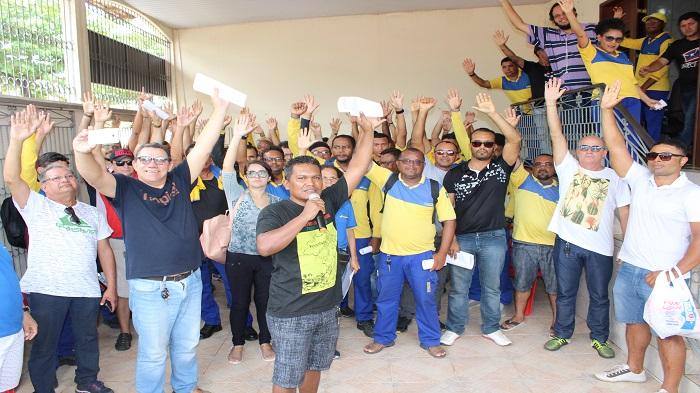 TRABALHADORES DE CORREIOS DO MARANHÃO APROVAM SUSPENSÃO DA GREVE DA CATEGORIA