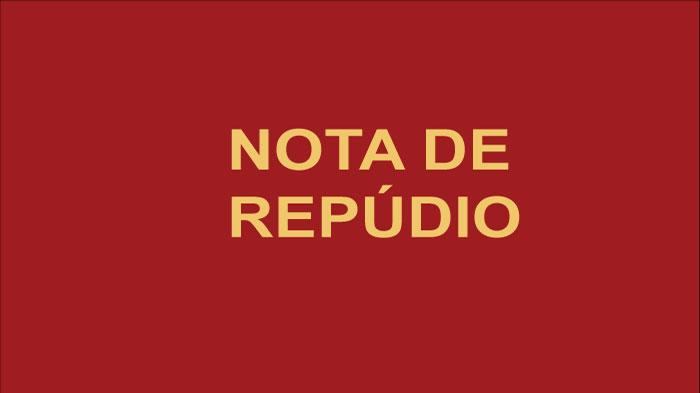 SINTECT-MA NOTA DE REPÚDIO