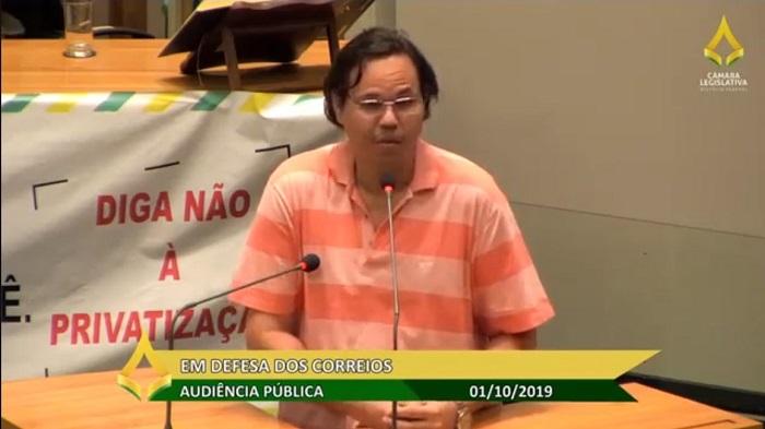 FINDECT E SINTECT-MA PARTICIPAM DE AUDIÊNCIA PÚBLICA EM BRASÍLIA EM DEFESA DOS CORREIOS