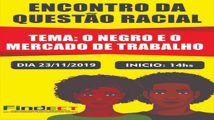 FINDECT REALIZA ENCONTRO DA QUESTÃO RACIAL EM SÃO LUÍS
