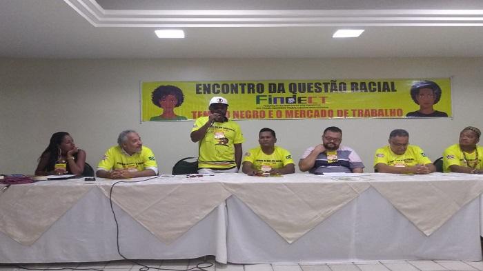 GALERIA DE FOTOS: FINDECT REALIZA ENCONTRO DA QUESTÃO RACIAL NESTE FIM DE SEMANA EM SÃO LUÍS (MA)