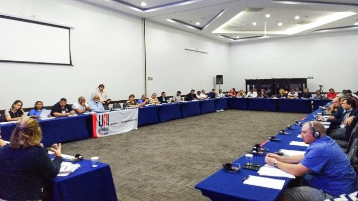 FINDECT PARTICIPA DE SEMINÁRIO REGIONAL DA UNI