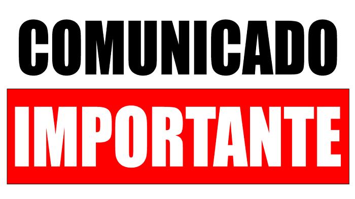 SINTECT-MA COMUNICADO PCCS