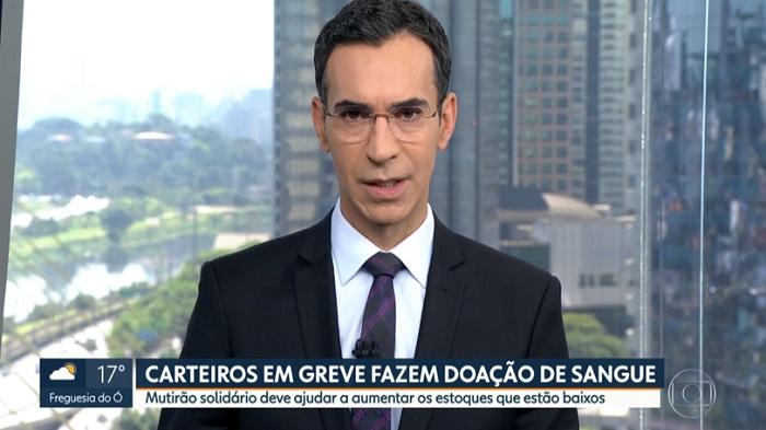 TRABALHADORES DOS CORREIOS EM DEFESA DA VIDA!