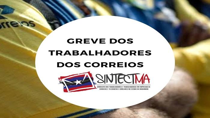 GESTÃO DOS CORREIOS MENTE SOBRE A QUANTIDADE DE TRABALHADORES PARALISADOS