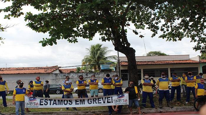TRABALHADORES ESTARÃO REUNIDOS NA SEDE DO SINDICATO NA MANHÃ DESTA TERÇA (15/09)