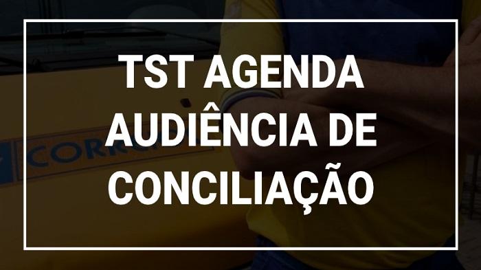TST AGENDA PARA DIA 11/09 AUDIÊNCIA DE CONCILIAÇÃO SOBRE GREVE DA CATEGORIA