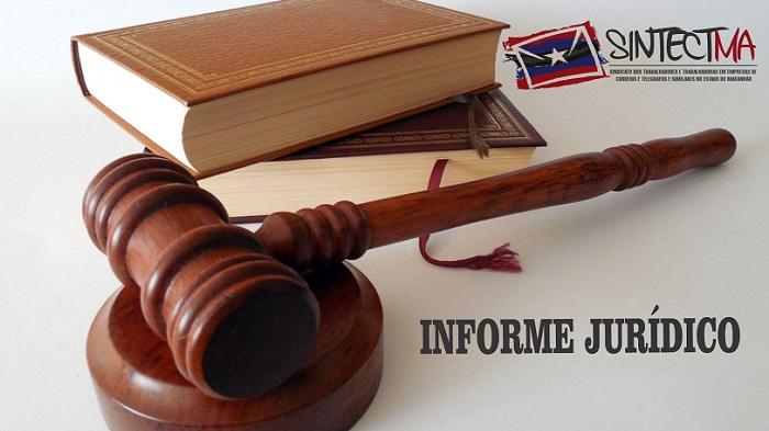 TRABALHADOR CONSEGUE ATRAVÉS DO JURÍDICO DO   SINTECT-MA INCORPORAÇÃO DE FUNÇÃO APÓS 10 ANOS
