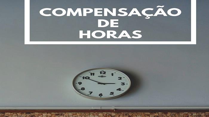 ATUALIZAÇÕES SOBRE A COMPENSAÇÃO DE HORAS
