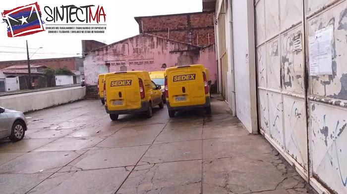 TELHADO DO PRÉDIO DO CDD SÃO LUÍS DESABA APÓS FORTES CHUVAS NA CAPITAL