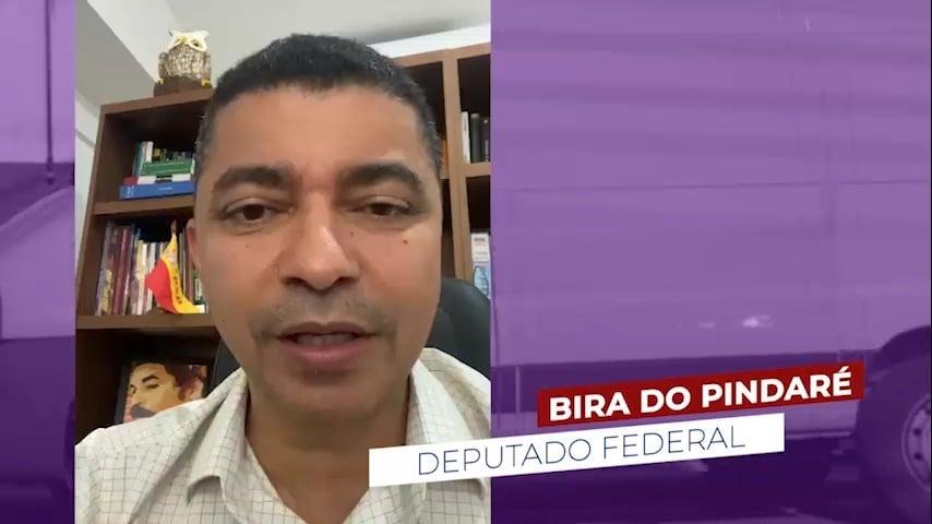 DEPUTADO FEDERAL BIRA DO PINDARÉ CONVOCA TRABALHADORES A SE MOBILIZAREM EM DEFESA DOS CORREIOS PÚBLICO