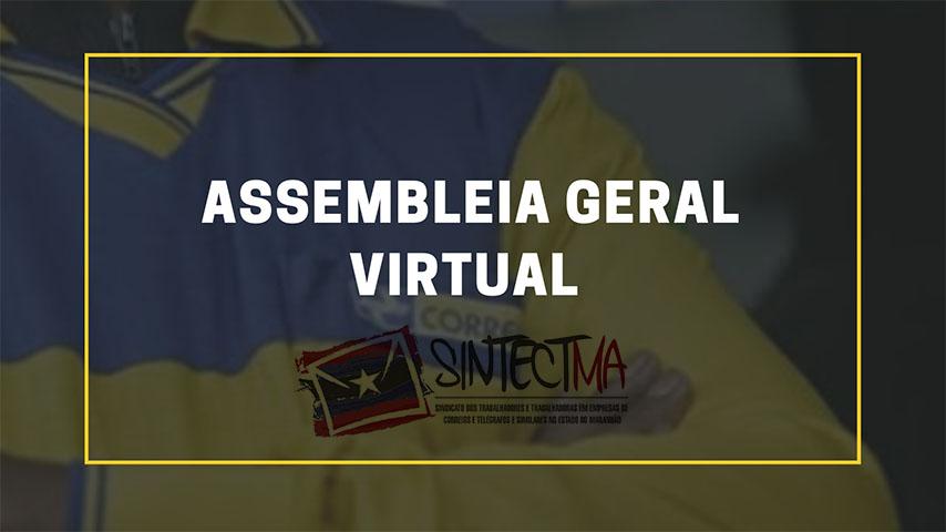 ASSEMBLEIA GERAL APROVA COMISSÃO ELEITORAL