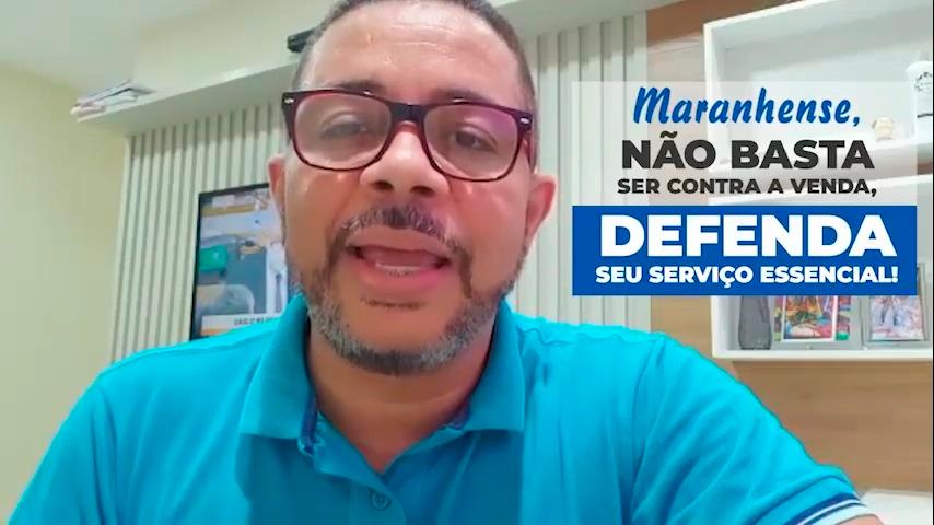 VICE PRESIDENTE DO PC DO B-MA EGBERTO MAGNO CONVOCA TRABALHADORES DOS CORREIOS A DEFENDEREM A EMPRESA CONTRA A PRIVATIZAÇÃO