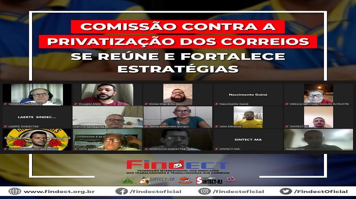 REUNIÃO DA COMISSÃO DA FINDECT FORTALECE ESTRATÉGIAS E DEFINE AÇÕES UNIFICADAS CONTRA O PL 591
